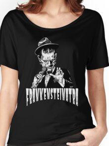 Frankensteinatra Women's Relaxed Fit T-Shirt