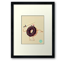 Baked To Rule Framed Print