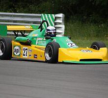 Paolo Barilla - Martini MK34 by Matt Dean