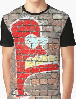 Wall Chad Graphic T-Shirt