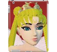 neo queen serenity sailor moon iPad Case/Skin