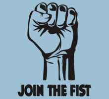 Join The Fist by Shaun Beresford