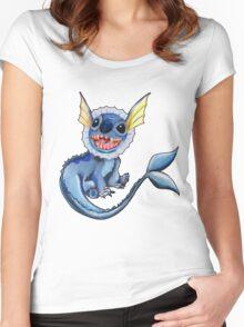 Stitcheon Women's Fitted Scoop T-Shirt