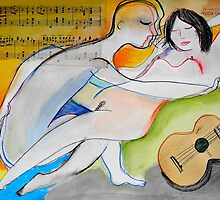loves tempo by Loui  Jover