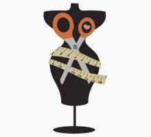 dress dummy sewing mannequin scissors by BigMRanch