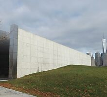 "9/11 Memorial ""Empty Sky"", One World Trade Center, Liberty State Park, New Jersey by lenspiro"