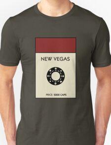 New Vegas Monopoly (Fallout New Vegas) T-Shirt