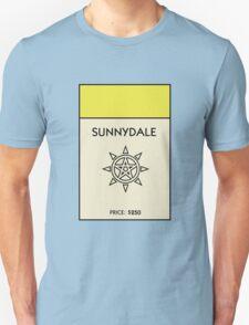 Sunnydale Monopoly (Buffy the Vampire Slayer) Unisex T-Shirt