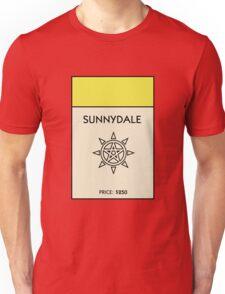 Sunnydale Monopoly (Buffy the Vampire Slayer) T-Shirt
