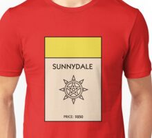 Sunnydale Monopoly (Buffy the Vampire Slayer) Unisex T-Shirt