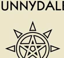 Sunnydale Monopoly (Buffy the Vampire Slayer) Sticker