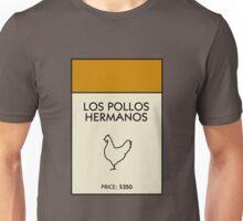 Los Pollos Hermanos Monopoly (Breaking Bad) Unisex T-Shirt