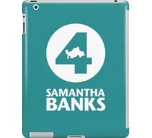 4 Samantha Banks iPad Case/Skin
