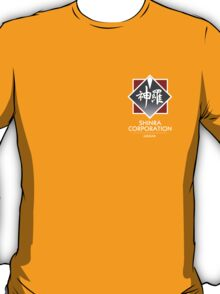 Shinra Corporation - Pocket Print T-Shirt