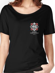 Shinra Corporation - Pocket Print Women's Relaxed Fit T-Shirt