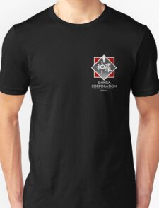 Shinra Corporation - Pocket Print T-Shirt