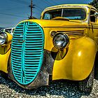 Yellow Truck by Steve Walser