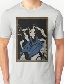 Incorrupted Artorias and wolf cub Sif Unisex T-Shirt