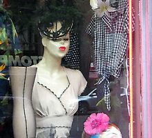 'Fifties Fashion in the Village by Betty Mackey