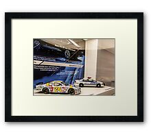 Drag Race Framed Print