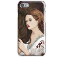 Until dark, my love (Vampire Ball) iPhone Case/Skin