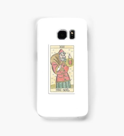 Father Christmas (Tarot Card 25) Samsung Galaxy Case/Skin