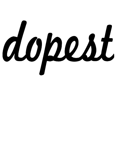 Dopest- Black by Viral5