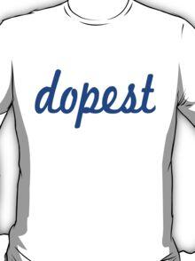 Dopest-Blue T-Shirt