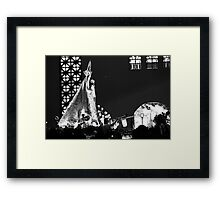 Our Lady of La Naval  Framed Print
