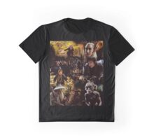 The Hobbit Design Graphic T-Shirt