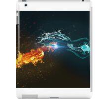 Omniblade versus Plasma Sword iPad Case/Skin