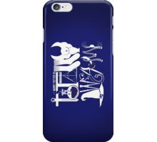 Totally Awesome! *NAVY* iPhone Case/Skin
