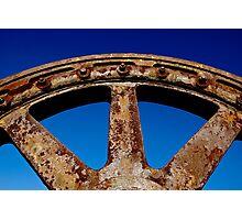 Steel & Rust #3 Photographic Print