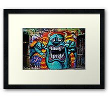 Sully Framed Print
