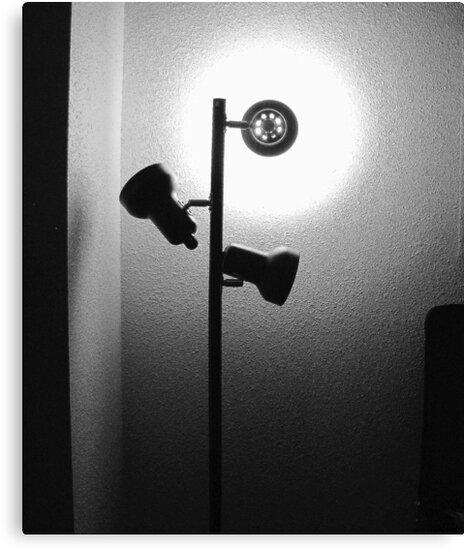 Cheap Motel Lighting by Diane Arndt