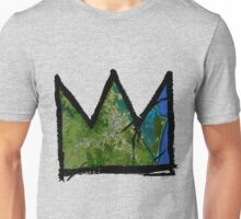 "Basquiat ""King of Brisbane Australia"" Unisex T-Shirt"