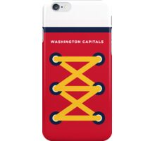 Simple. Caps. iPhone Case/Skin