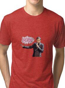 Aziz Ansari Tri-blend T-Shirt