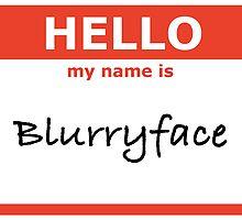 Twenty One Pilots Blurryface by piperkizziar
