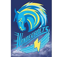 Wonderbolt Sports Photographic Print