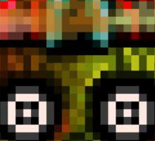 Five Nights at Freddy's 3 - Pixel art - Phantom Balloon Boy Sticker
