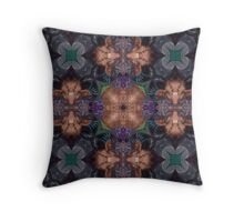 Pulse fire Throw Pillow