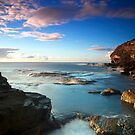 Warriewood Blow hole by donnnnnny