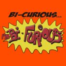 Scott Pilgrim VS The World - Bi- Curious...I'm Bi- Furious by ptelling