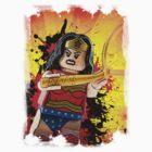 Wonder Women by plopezjr