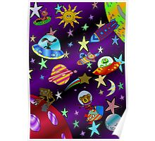 Outer Space Poster