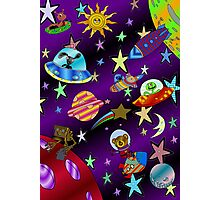 Outer Space Photographic Print