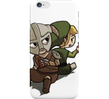 Skyim-Legend of Zelda iPhone Case/Skin