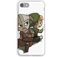 Skyim-Legend of Zelda iPhone Case/Skin