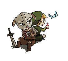 Skyim-Legend of Zelda by Xithyll